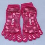 (พรีออเดอร์)YKA80-2-1 ถุงเท้าโยคะ โปรโมชั่น 2 คู่ 499 บาท