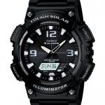 Casio SOLAR POWERED ระบบพลังงานแสงอาทิตย์ ของแท้ ประกันศูนย์ AQ-S810W-1AV CASIO นาฬิกา ราคาถูก ไม่เกิน สามพัน