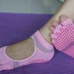 (พรีออเดอร์)YKA70-4-6P ถุงเท้าโยคะ โปรโมชั่น 2 คู่ 499 บาท