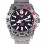 นาฬิกา Seiko 5 SRP485J Sport Mini Monster New Model 2014 Made In Japan
