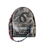 กระเป๋าชาแนลChanel Graffiti Backpack (Large) 1:1