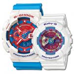 G-Shock ของแท้ ประกันศูนย์ GA-110AC-7A LOV BA-112-7A G-SHOCKxBABY-G