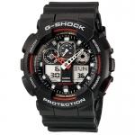GShock G-Shockของแท้ ประกันศูนย์ GA-100-1A4