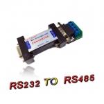 ADADPTER RS232 TO 485 422 แปลงสัญญาณ -black