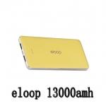 Eloop แบตเตอรี่สำรอง 13000mAh รุ่น E13 ของแท้– สีทอง