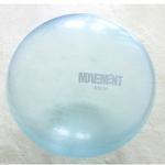 (พร้อมส่ง) YK1015 ลูกบอลโยคะโปร่งแสง ขนาด 85/65CM