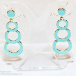 E149011 ต่างหูแฟชั่น Fashion Earrings
