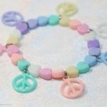 กำไลข้อมือ Pastel Handmade Bracelet BL25013