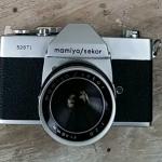 MAMIYA 528TL MAMIYA/SEKOR 48MM.F2.8