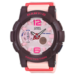 BaByG Baby-Gของแท้ ประกันศูนย์ BGA-180-4B4 เบบี้จี นาฬิกา ราคาถูก ไม่เกิน สี่พัน