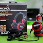 หูฟังหมาป่า Signo 800 หูฟังสำหรับร้านอินเตอร์เน็ต