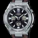 GShock G-Shockของแท้ ประกันศูนย์ G-STEEL TOUGHSOLAR GST-S130L-1A