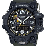 GShock G-Shockของแท้ ประกันศูนย์ G-SHOCK MUDMASTER TOUGHSOLAR GWG-1000-1A3