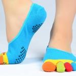 (พรีออเดอร์)YKA80-13-1 ถุงเท้าโยคะ โปรโมชั่น 2 คู่ 499 บาท