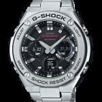 GShock G-Shockของแท้ ประกันศูนย์ G-STEEL TOUGHSOLAR GST-S110D-1A