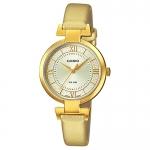 นาฬิกาข้อมือผู้หญิงCasioของแท้ LTP-E403GL-9AVDF
