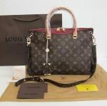 กระเป๋า Louis Vuitton Pallas งาน Top Premium 14 นิ้ว