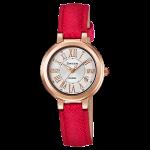 CASIO SHEEN นาฬิกาข้อมือ SHE-4029PGL-7A