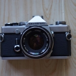 Olympus OM 1 Olympus OM-SYSTEM F. Zuiko AUTO-s 50mm. F1.8