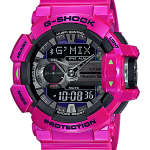 GShock G-Shockของแท้ G-MIX Bluetooth GBA-400-4C EndYearSale
