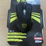 Mouse game มาป่าNUBWO NM10 สำหรับร้านอินเตอร์เน็ต