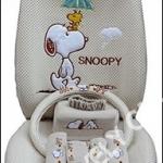 ชุดหุ้มเบาะลาย Snoopy