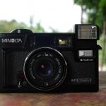 MINOLTA HI MATIC AF2-MD MINOLTA LENS 38MM.F2.8