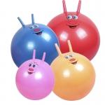 (พรีออเดอร์) ลูกบอลเด้งดึ๋ง แบบมีหูจับ ขนาด 65CM
