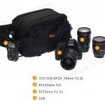 กระเป๋ากล้อง LOWEPRO Inverse 200 AW