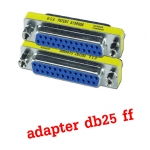 adapter Parallel db25 converter Female to Female