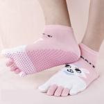 (พรีออเดอร์ ) YKA80-14-1 ถุงเท้าโยคะ โปรโมชั่น 2 คู่ 499 บาท