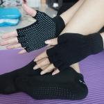 (พรีออเดอร์) ถุงมือ ถุงเท้าโยคะ กันลื่น YKSM40-6