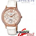 CASIO SHEEN นาฬิกาข้อมือSHEEN รุ่น SHE-3030GL-7A