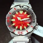 Seiko Red Monster Limited Edition