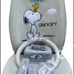 ชุดหุ้มเบาะลาย Snoopy น่ารักๆ
