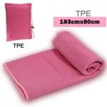 (พรีออเดอร์) ผ้ารองโยคะ TPE ซับน้ำได้เยอะสุดๆ+ถุงผ้า