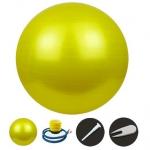 (พร้อมส่ง) YK1036 บอลโยคะ ขนาด 65/45CM