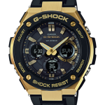 GShock G-Shockของแท้ ประกันศูนย์ G-STEEL TOUGHSOLAR GST-S100G-1A EndYearSale