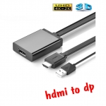hdmi to dp displayport v1.2 converter cable for Monitor DP
