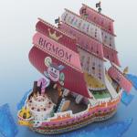 เปิดจอง [Jul'17] ONE PIECE GRAND SHIP COLLECTION BIG MOM'S PIRATE SHIP