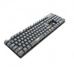 Oker Keyboard Gaming usb S7 thaiอังกฤษ มี ไฟ3สี
