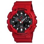 GShock G-Shockของแท้ ประกันศูนย์ GA-100B-4A ThankYouSale จีช็อค นาฬิกา ราคาถูก ราคาไม่เกิน สี่พัน