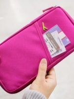 TB08 Passport Holder 01 / กระเป๋าใส่พาสปอร์ต