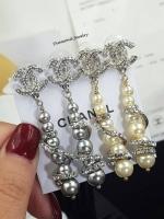 พร้อมส่ง Chanel Diamond Earring ต่างหูเพชร Swarovski