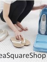 TB13 Large Shoe Pouch Ver 1 / กระเป๋าใส่รองเท้า สำหรับเดินทาง 3 คู่