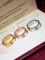 พร้อมส่ง Love4 diamond Ring แหวนรุ่นLOVE เพชร4เม็ด