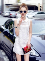 Chanel Luxury Shirt Dress
