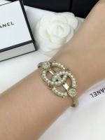 พร้อมส่ง Chanel Bangle กำไลชาแนลงานวินเทจสวยมากกกกกกกก