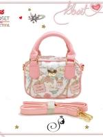 KLOSET ETCETERA Square Handbag
