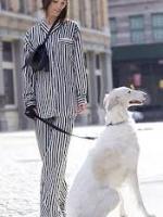 สานต่อความแรงของเสื้อผ้าแฟชั่นเกาหลีชุดนอนออนสตีท